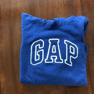 Woman's Blue GAP Hoodie